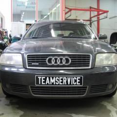 Защита от угона Audi A6