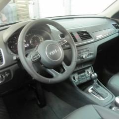 Установка надежного охранного комплекса на автомобиль Audi Q3