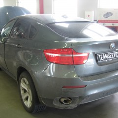 Защита от угона BMW X6