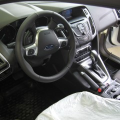 Авторская защита от угона Ford Focus 3