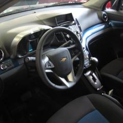 Защита от угона Chevrolet Orlando