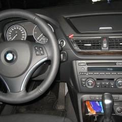 Установка охранных систем на BMW X1