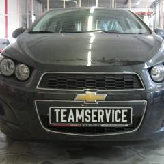 Защита от угона Chevrolet Aveo