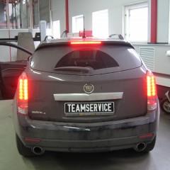 Защита от угона Cadillac SRX