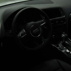 Авторская защита от угона автомобиля Audi Q5