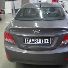 Защита от угона Hyundai Solaris