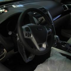 Защита от угона Ford Explorer