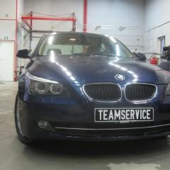 Противоугонный комплекс на BMW 5 ser