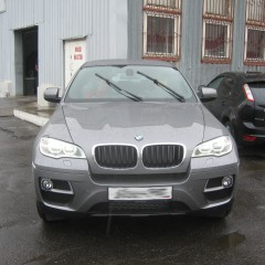 Авторская защита от угона BMW X6