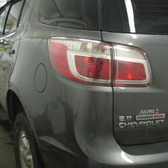 Авторская защита от угона Chevrolet Trailblazer