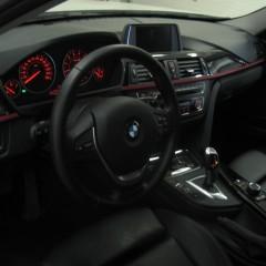 Авторская зашита от угона BMW 3 ser