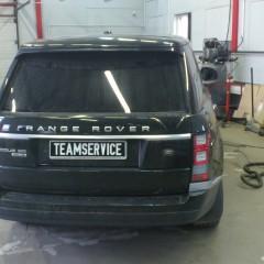 Авторская защита от угона Range Rover Vouge