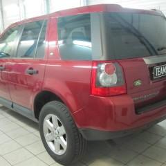 Установка Webasto на Land-Rover Freelander