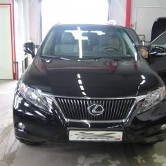 Защита от угона Lexus RX 350
