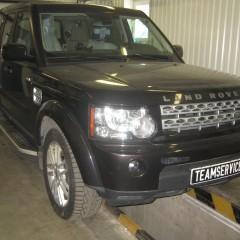 Авторская защита от угона Land-Rover Discovery