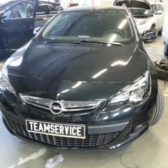 Защита от угона Opel Astra JTC