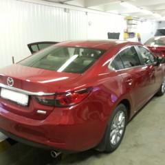 Авторская ащита от угона Mazda 6