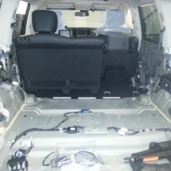 Авторская защита от угона Nissan Patrol