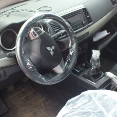 Защита от угона Mitsubishi Lancer
