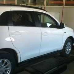 Защита от угона Mitsubishi ASX