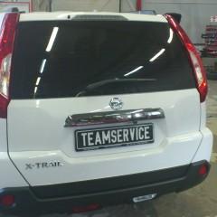 Защита от угона Nissan X-Trail