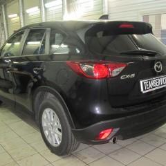 Авторская защита от угона Mazda CX-5
