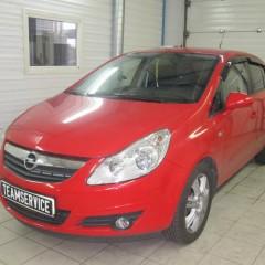Защита от угона Opel Corsa