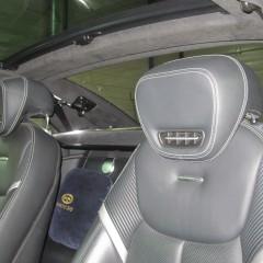 Защита от угона Mercedes CL 500