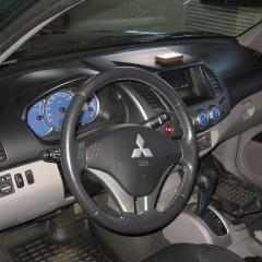 Авторская Защита от угона Mitsubishi L200