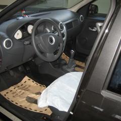 Защита от угона Renault Logan