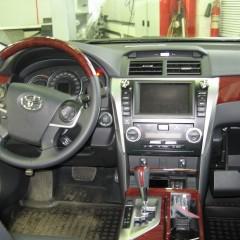 Авторская защита от угона Toyota Camry