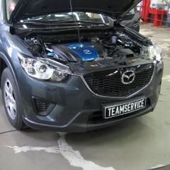Противоугонный комплекс на Mazda CX-5