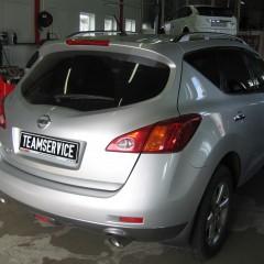 Защита от угона Nissan Murano