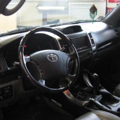 Охранно – поисковый комплекс на Toyota LC Prado