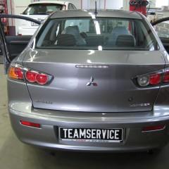 Авторская защита от угона Mitsubishi Lancer