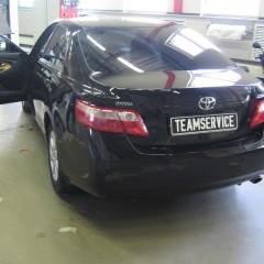 Защита от угона Toyota Camry