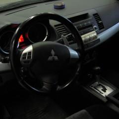 Авторский противоугонный комплекс на Mitsubishi Lancer