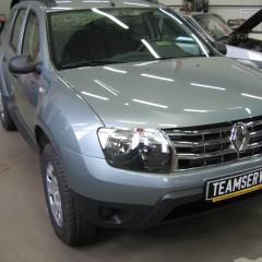 Защита от угона Renault Duster