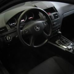 Установка противоугонного комплекса на Mercedes C class