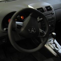 Защита от угона Toyota Corolla