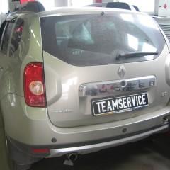 Авторская защита от угона Renault Duster