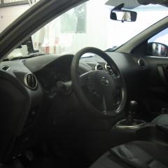 Защита от угона Nissan Qashqai