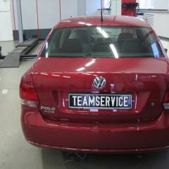 Защита от угона VW Polo