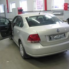 Сигнализация на VW Polo
