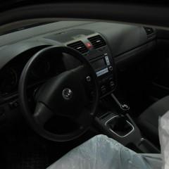 Спутниковый комплекс на VW Jetta