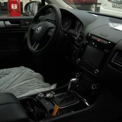 Противоугонный комплекс на VW Touareg