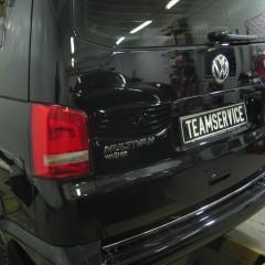 Авторская защита от угона VW Multivan