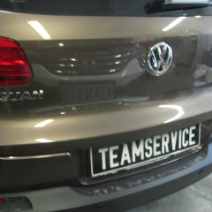 Противоугонный комплекс на VW Polo